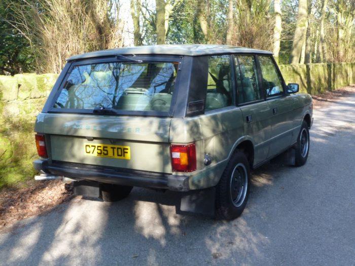 1985 Range Rover Classic