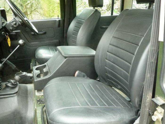 1985 Land Rover 110 Station Wagon