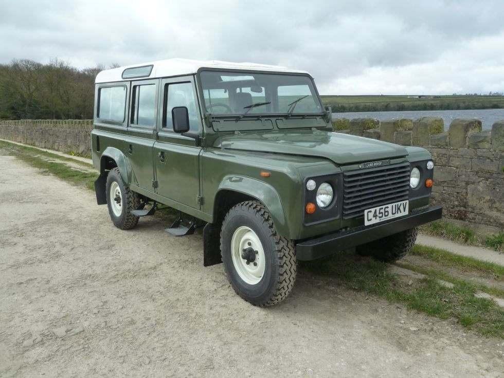 1985 Land Rover 110 Station Wagon
