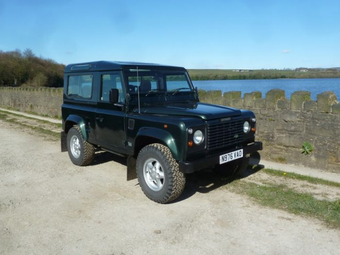 Land Rover Defender - 90 CSW