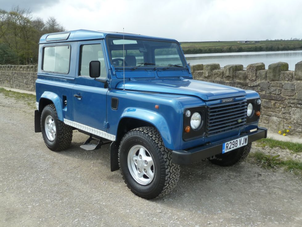 1997 Land Rover Defender 90 CSW