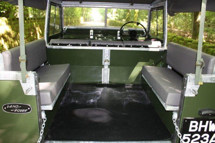 1963 Land Rover Series IIA