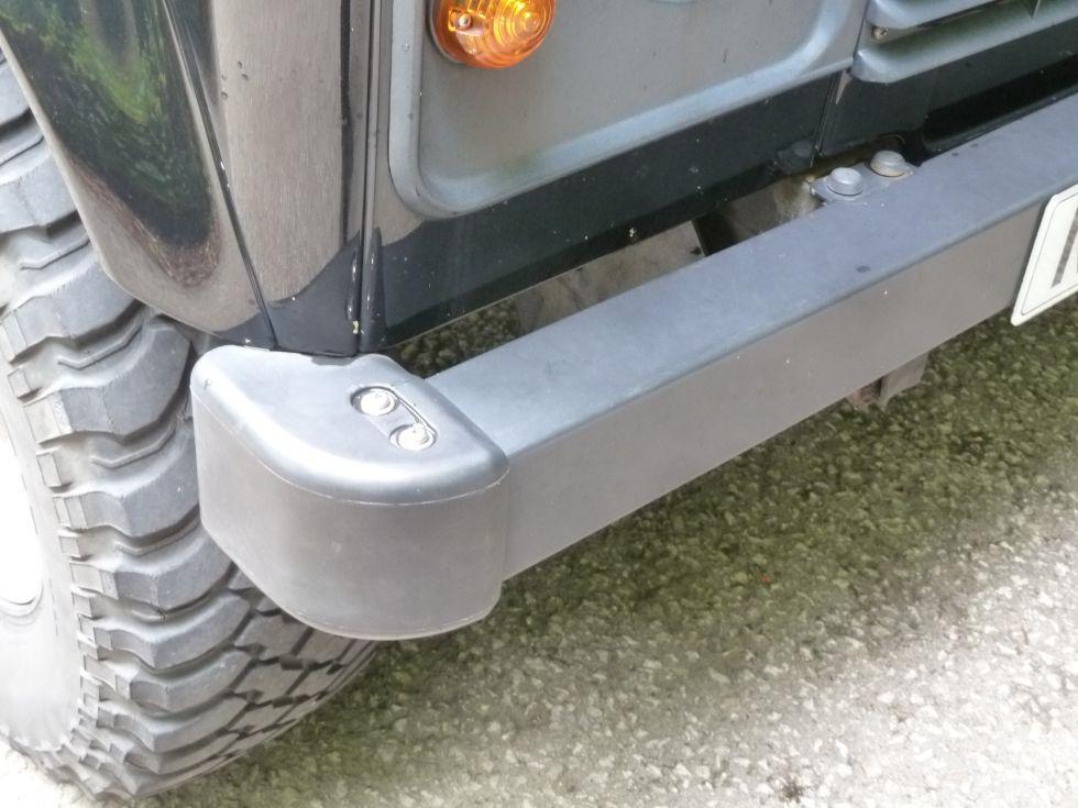 1986 Land Rover Defender 90 CSW