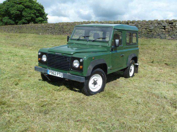 Land Rover Defender 90