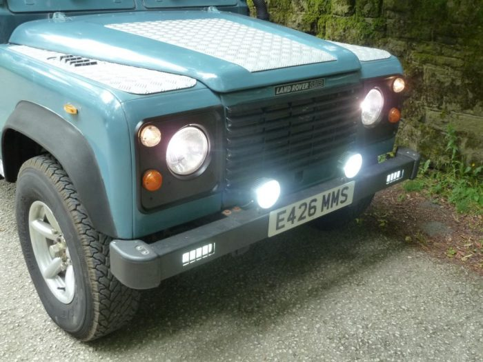 1987 Land Rover 110 T/D - Great survivor !