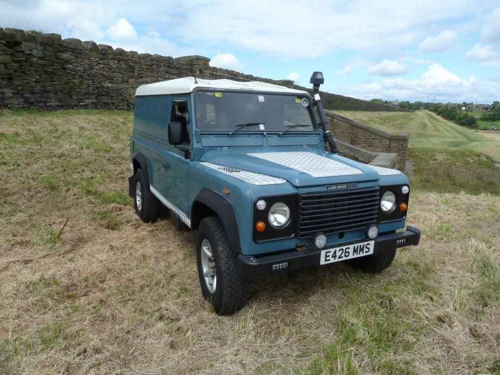 1987 Land Rover 110 T/D - Great survivor !