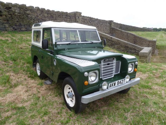 1979 Series 3 Land Rover
