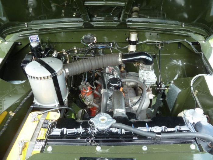 1970 Land Rover Series 2A