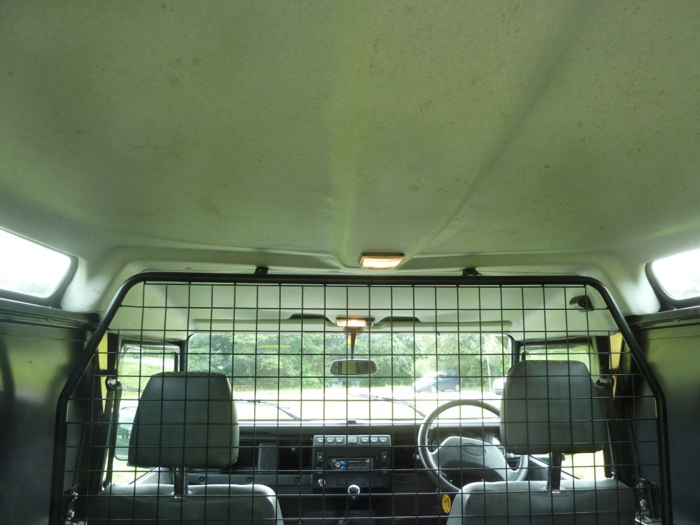 2006 Land Rover Defender 90 County Hard Top