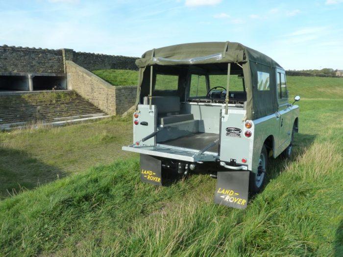 1960 LHD Series 2