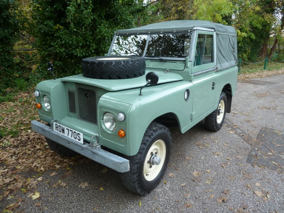 new listing 1978 land rover series iii fully rebuilt same family since 1979 land. Black Bedroom Furniture Sets. Home Design Ideas