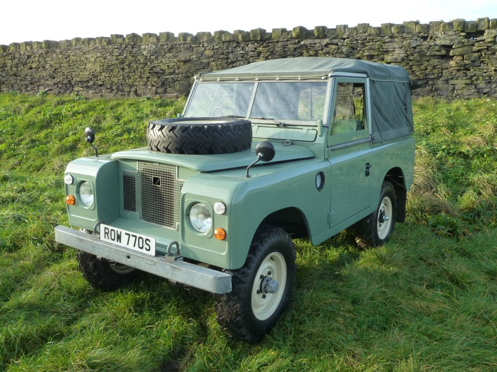 1979 Land Rover Series 3 - Fully Rebuilt