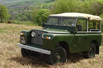 Classic Land Rovers for Sale