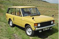 Classic Range Rovers for Sale