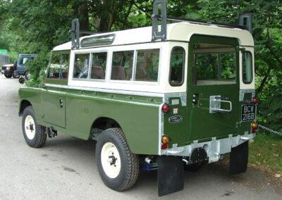 2003 Restoration - 1964 Series 2A