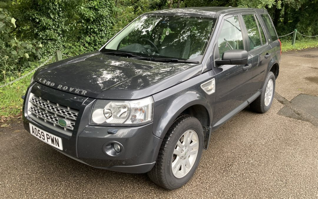 New Arrival – 2009 Freelander 2 – XS Automatic – Low Mileage
