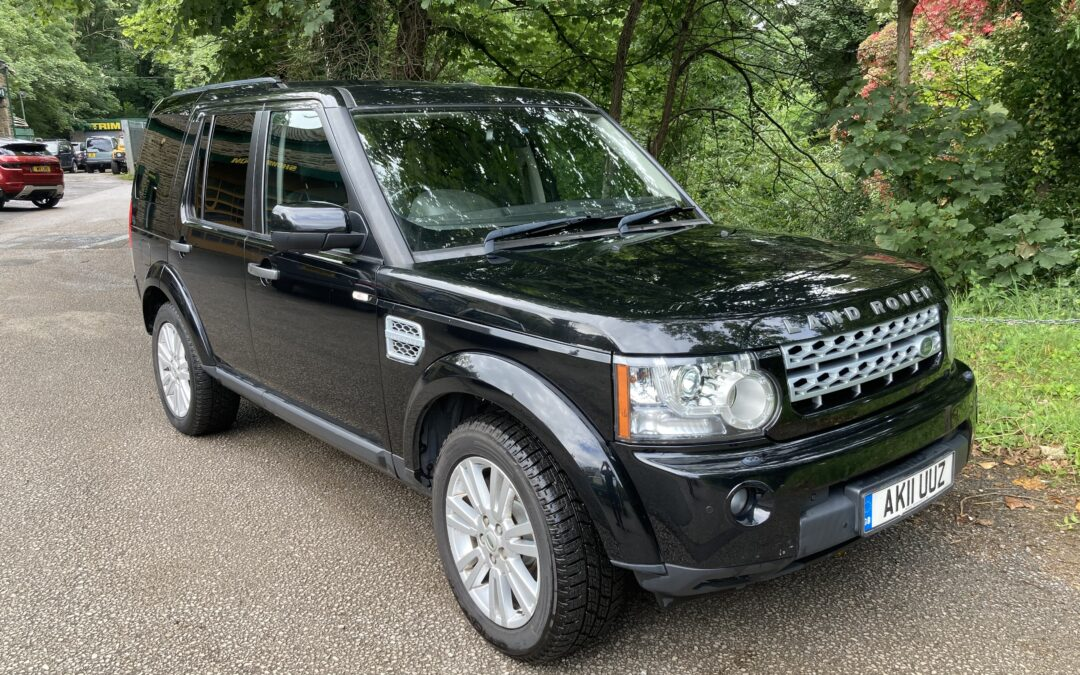 2011 Discovery 4 – Purchased by Oliver in York