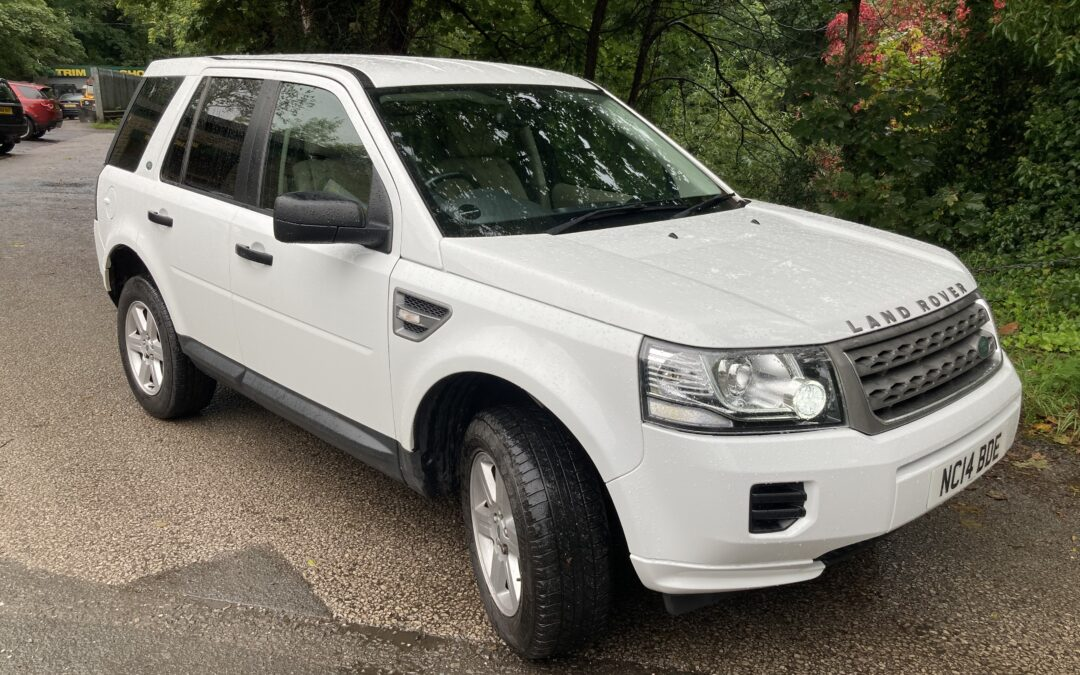 2014 Freelander 2 – Purchased by Andrew in Dorset