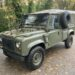 New Arrival – Land Rover Defender 110 X MOD Wolf – 49,000 miles