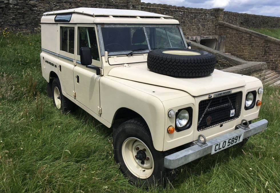 1954 Land Rover Series 1 For Sale | Car And Classic