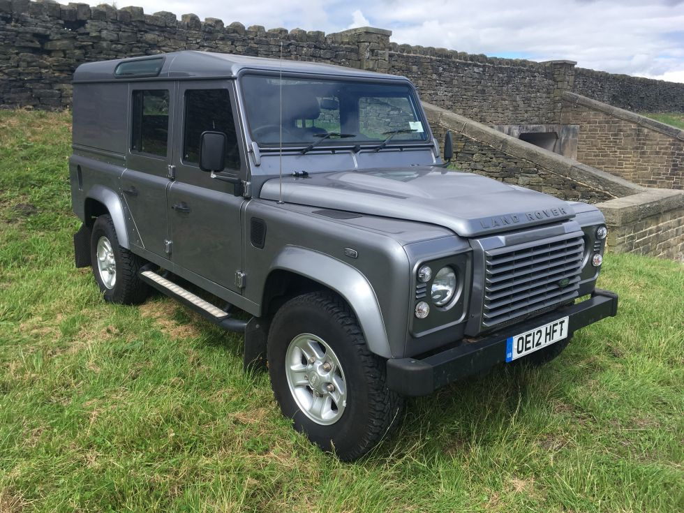 2012 Land Rover 110 County XS Utility
