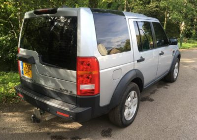 2006 Land Rover Discovery 3 manual