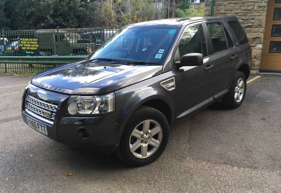 New Arrival – 2010 Freelander 2 – 13,500 miles from new !