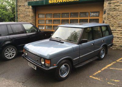 Range Rover Classic Diesel