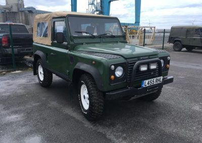 Defender for American Export