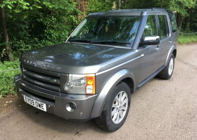 2009 Discovery 3 HSE