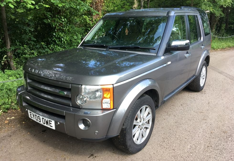 New Arrival 2009 Discovery HSE Auto
