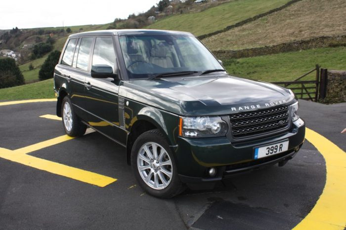 2010 Range Rover