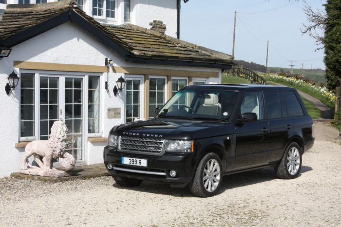 2010 Range Rover TDV8 automatic