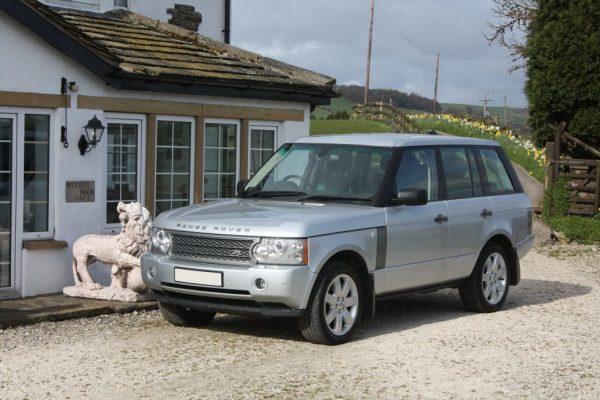 2007 Range Rover Vogue SE