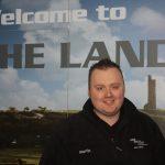 Martin Whetten - Parts Manager