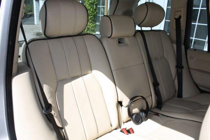 2005 Range Rover TD6 Auto