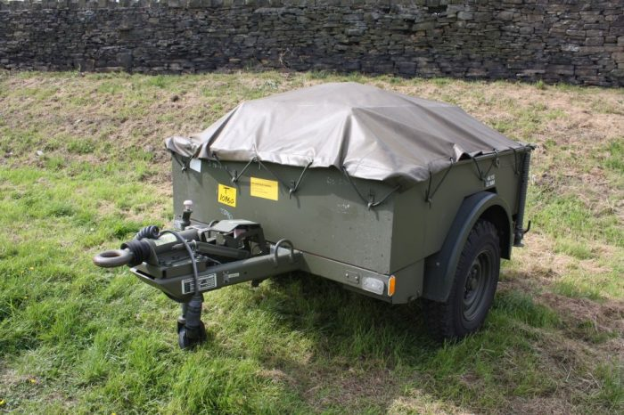 penman Trailer and generator