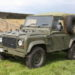 P520 CTT – 1997 Land Rover Defender 90 WOLF Soft Top + Penman Trailer & Generator