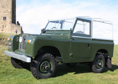1967 Land Rover Series 2A