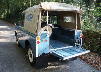 1963 Land Rover Series 2A