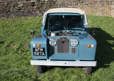 1963 Land Rover Series 2A