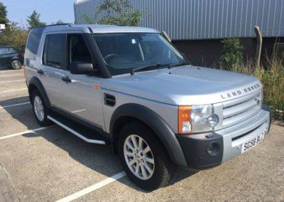 2008 Land Rover Discovery 3 - SE Auto