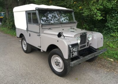 1954 Series 1 Land Rover