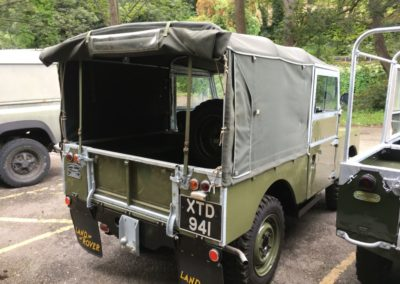 Series 1 Land Rovers for sale