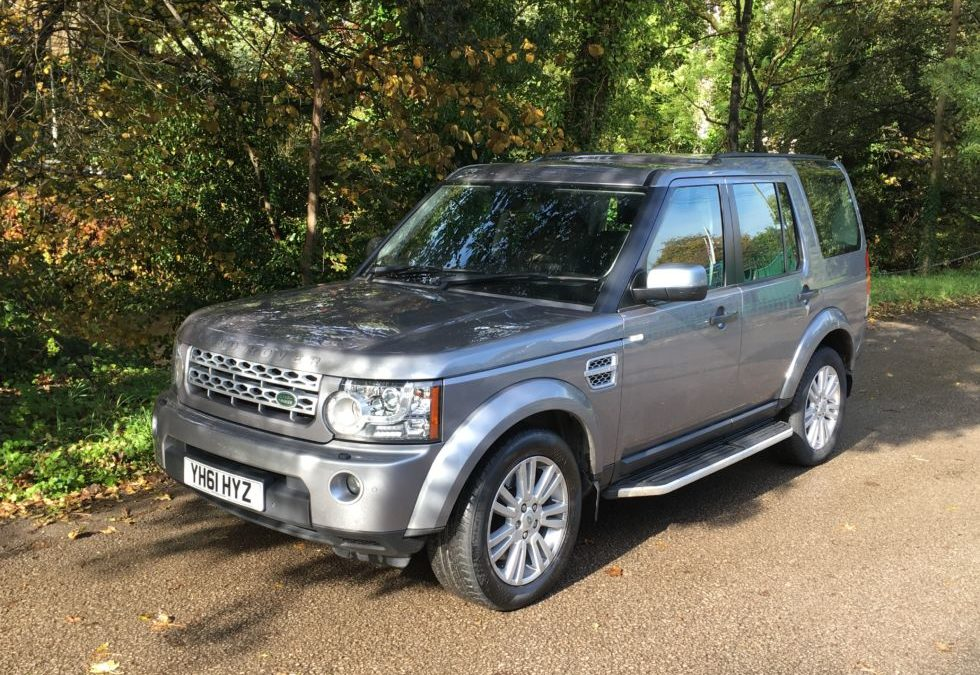 New Arrival – 2011 Discovery 4 – 65,000 miles – Full Service History