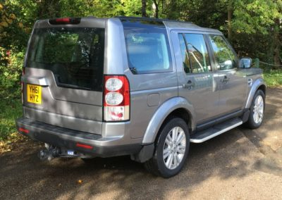 2011 Land Rover Discovery 4 - XS Automatic