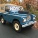 Another Series 3 Land Rover ready for delivery