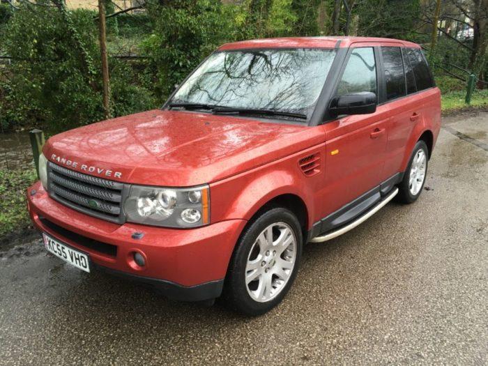 2005 Range Rover Sport