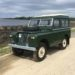 SLL 919F – 1967 Land Rover Series IA -Rebuilt – Galvanised Chassis