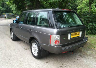 2006 Range Rover Vogue
